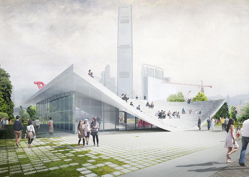 Arts Pavilion Hongkong