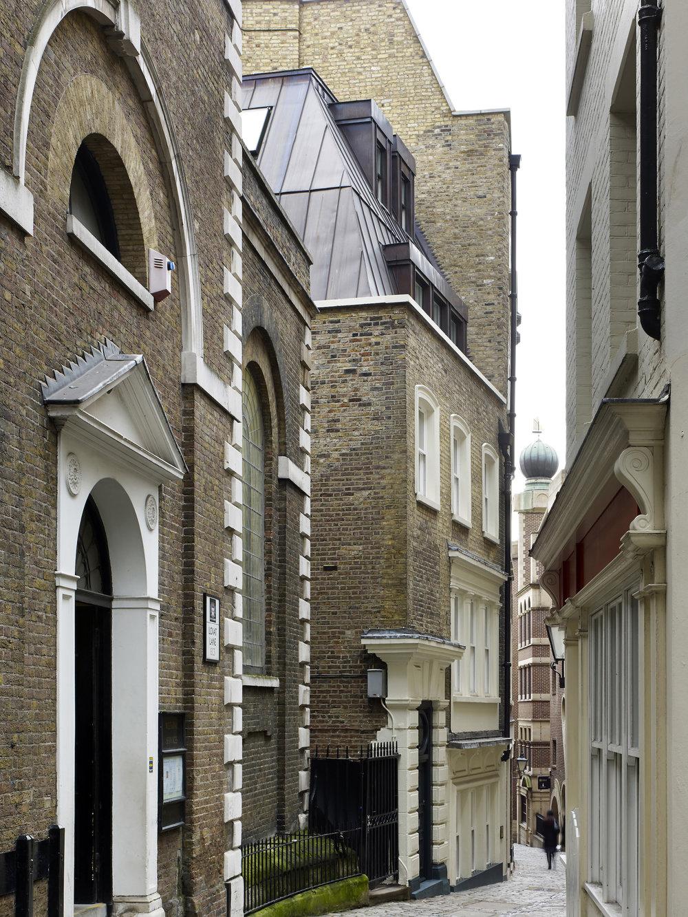 Lovat Lane, London