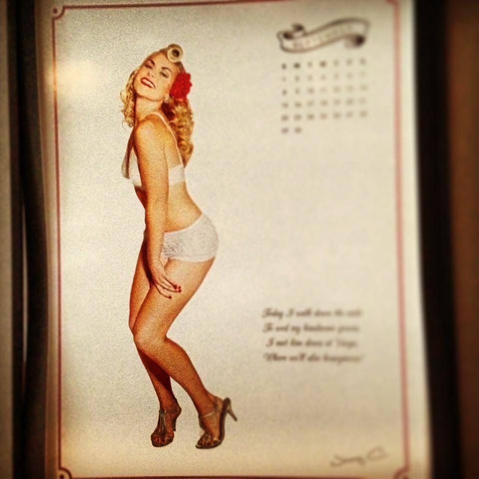 Varga Girl Calendar