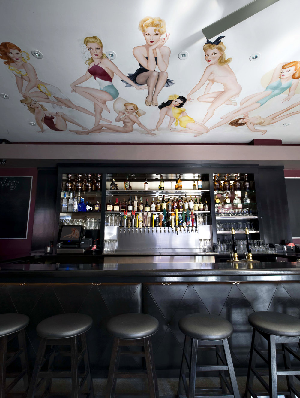 VARGA BAR | 10TH U0026 SPRUCE | PHILADELPHIA