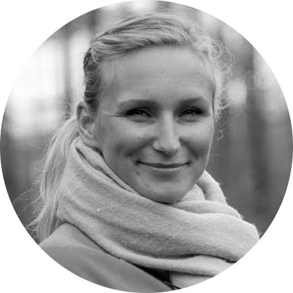 Gabriella Jonasson from the 3decision team