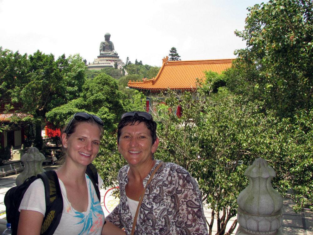 Buddha Statue on Lantau Island