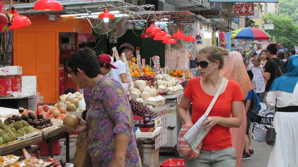 Kowloon shopping
