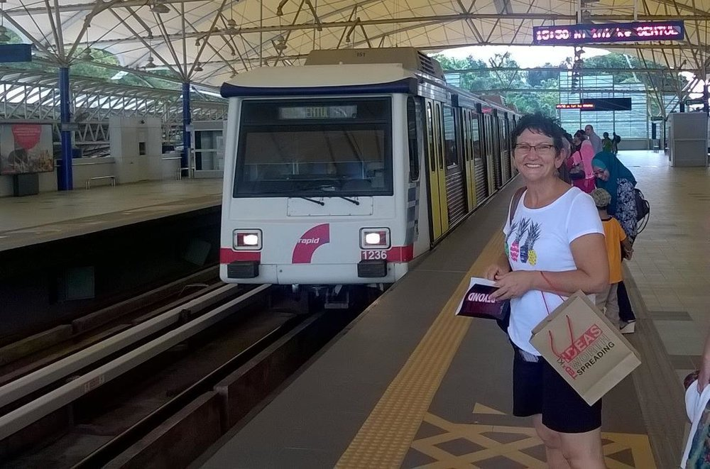 Kuala Lumpur Underground system (LRT)
