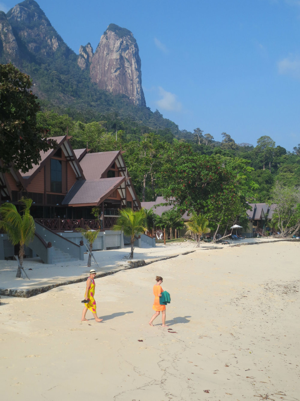 Tioman Island - tropical paradise
