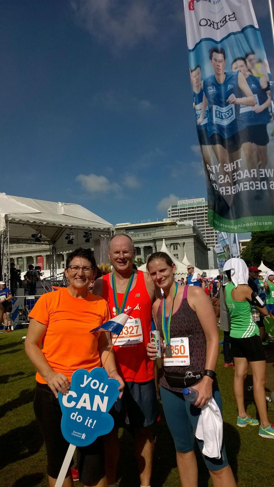 2015 Half Marathon Singapore