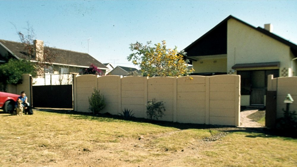 1983 - Our first house in Birch Acres