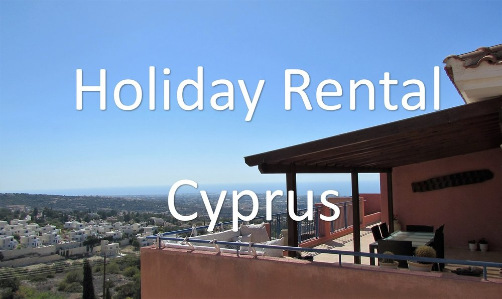 Penthouse in Paphos, the 2017 European Cultural Capital