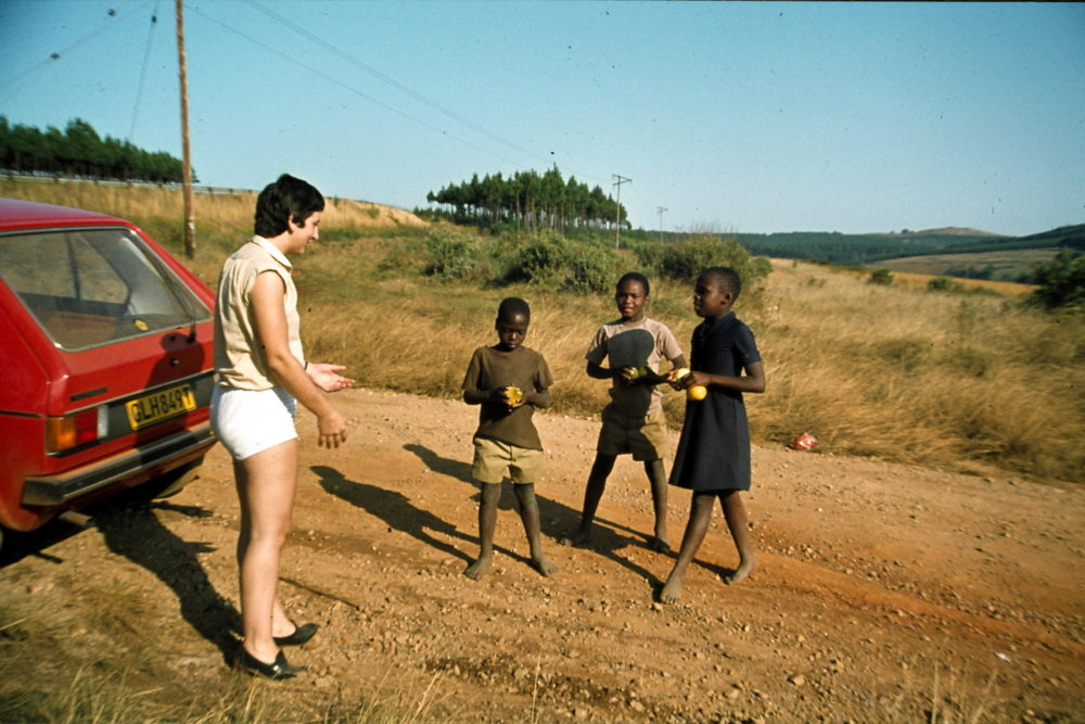 1982  Eastern Transvaal, South Africa