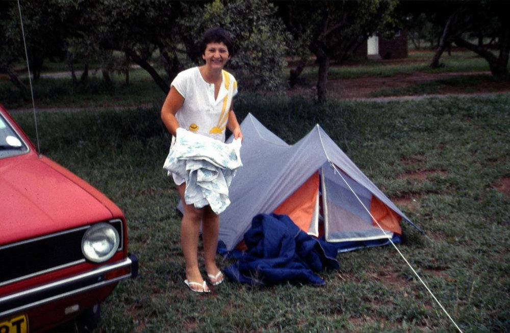 1983  Sun City, South Africa