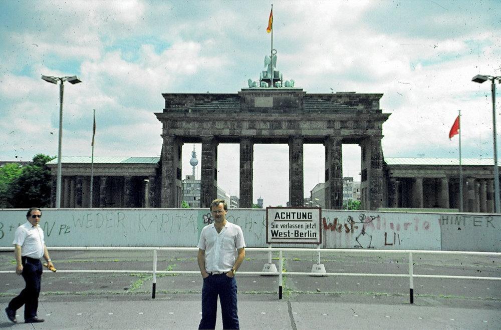 1984  Berlin Wall