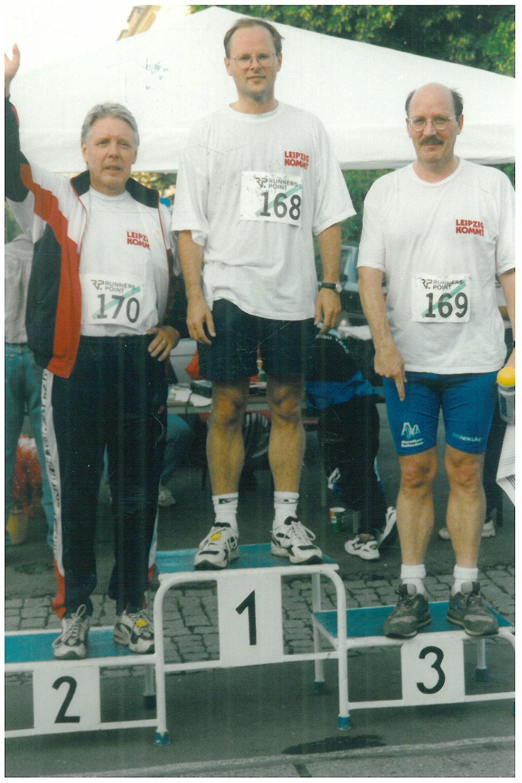 1998  Leipzig Half Marathon
