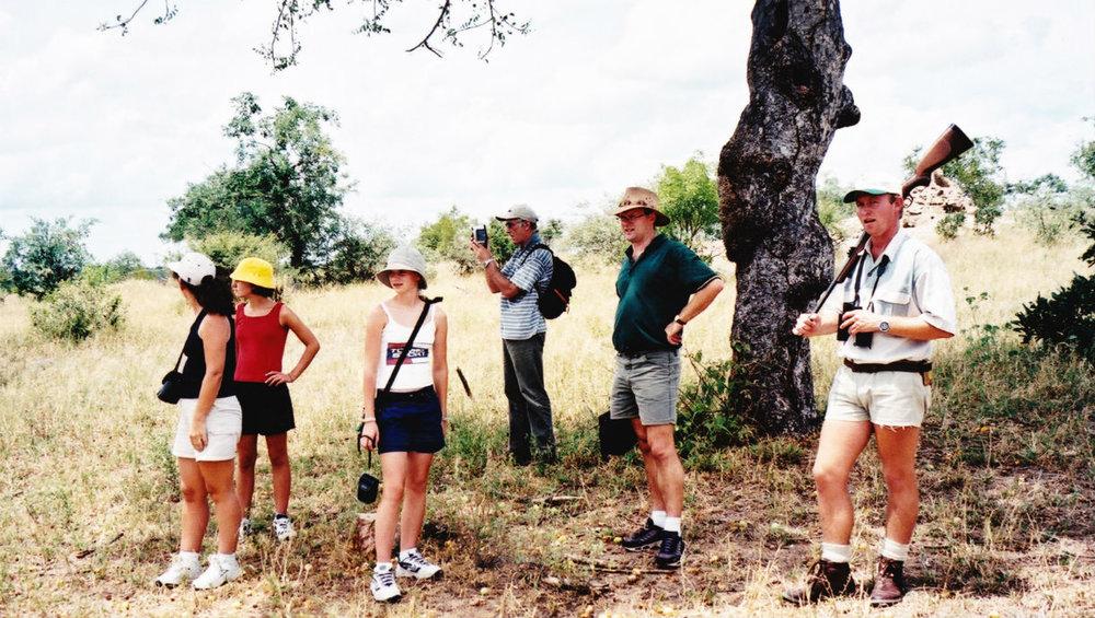 1999  Senalala Game Park, South Africa