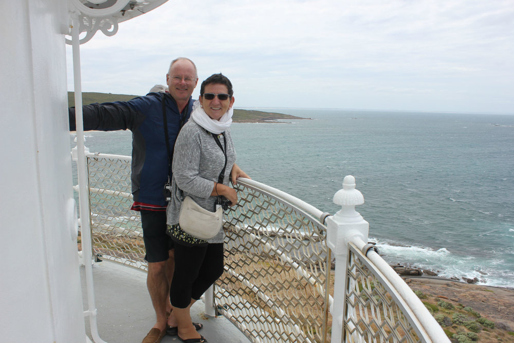 Leeuwin Light House, 40 meters high