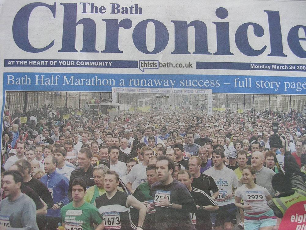 2007 Bath, England