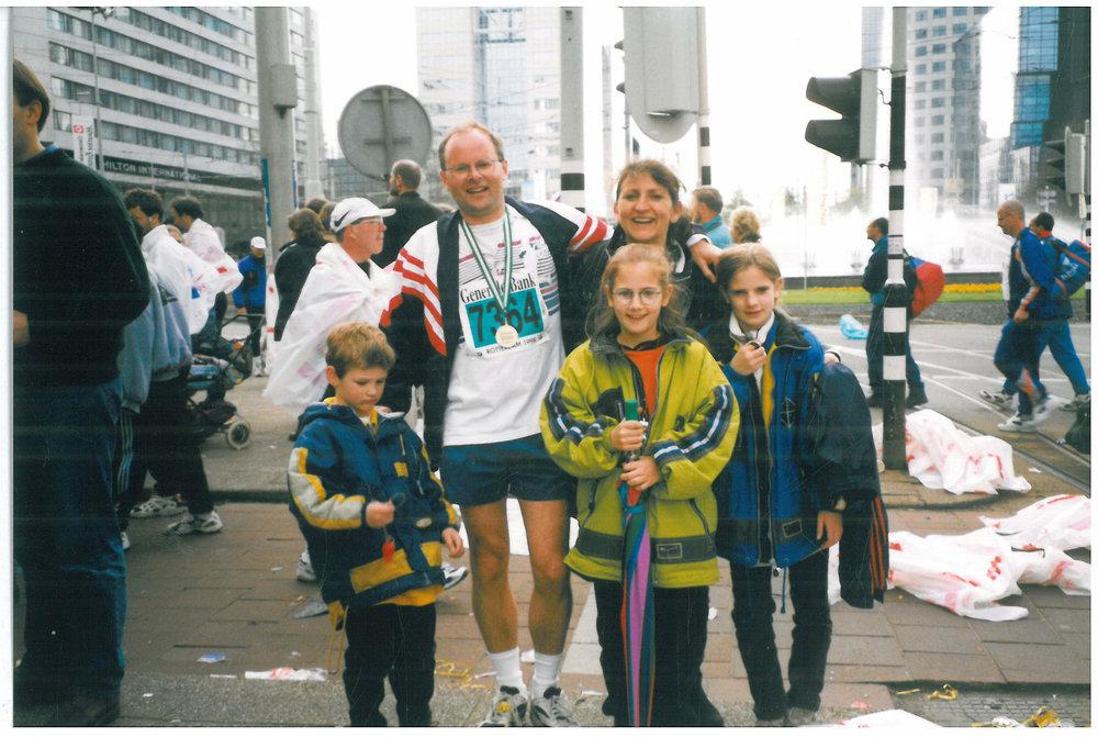 1998 Rotterdam marathon