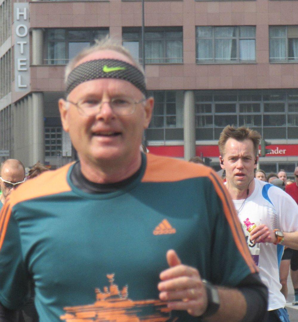 2017 Berlin half marathon