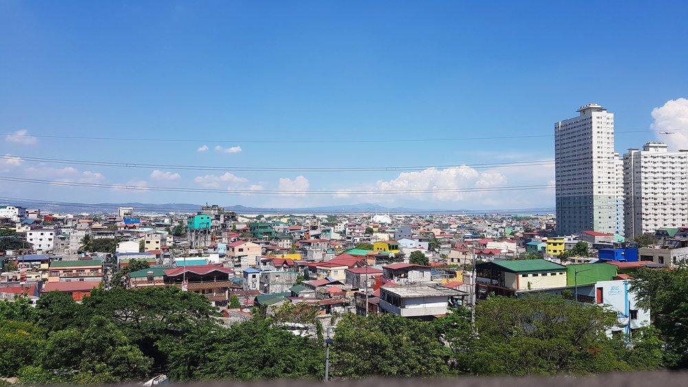Shanty towns of Manila