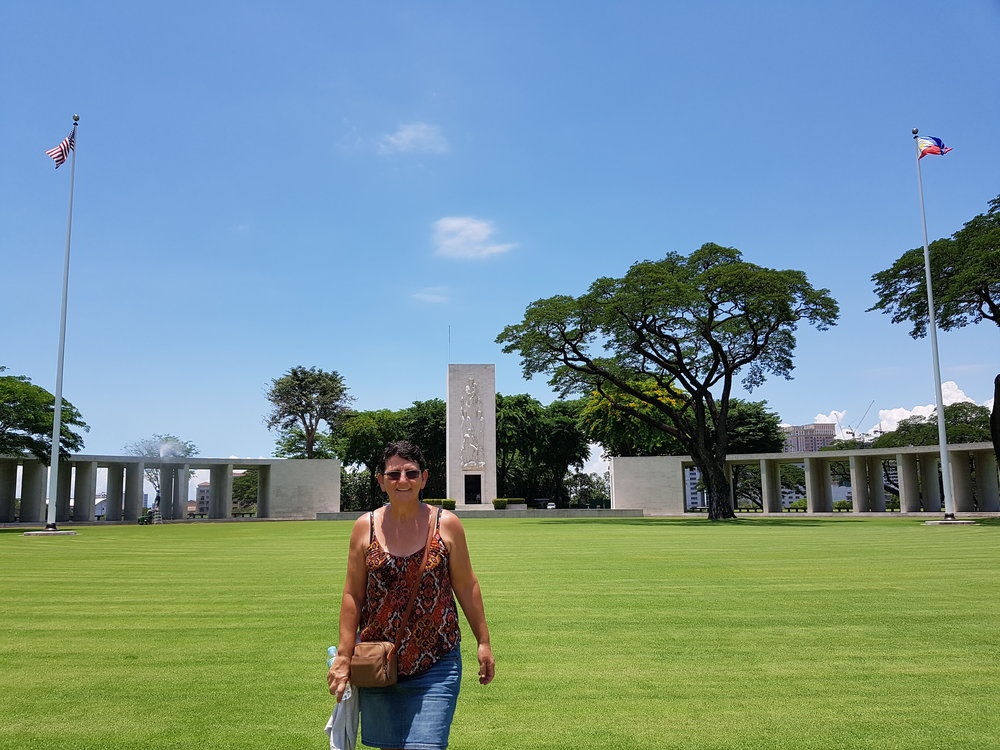 American WW2 War Cemetery