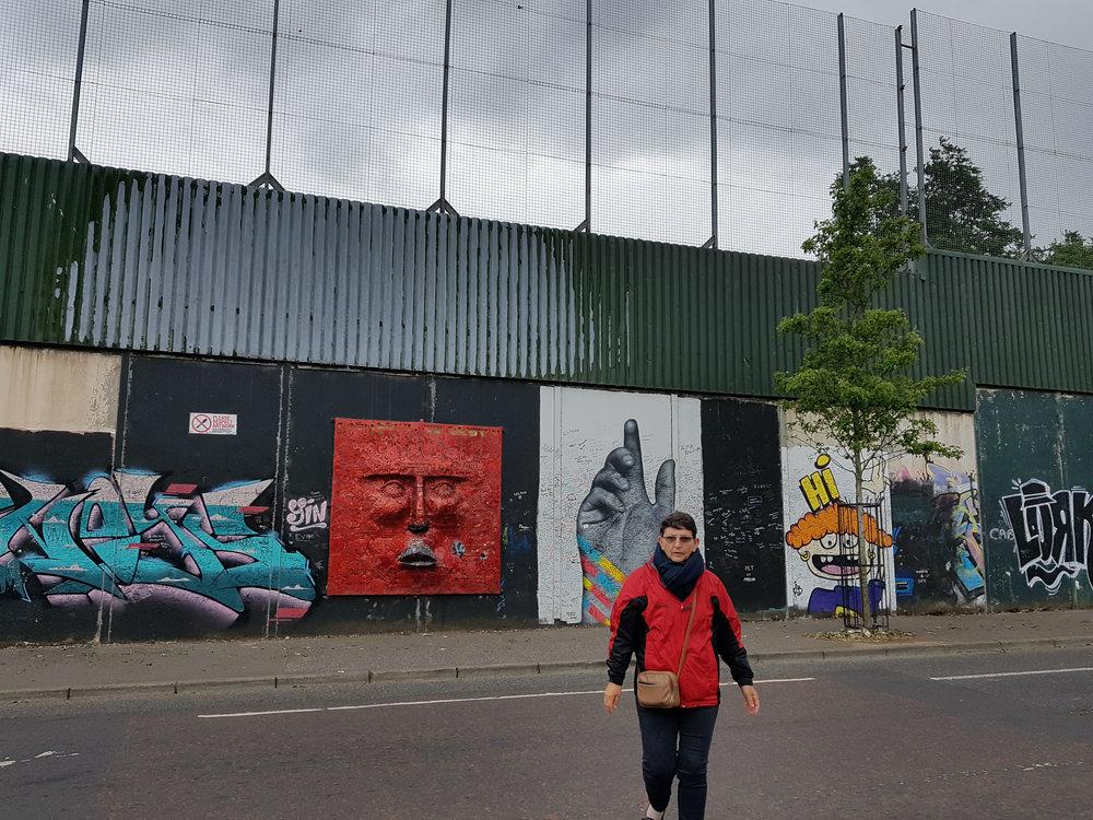 The Peace Wall