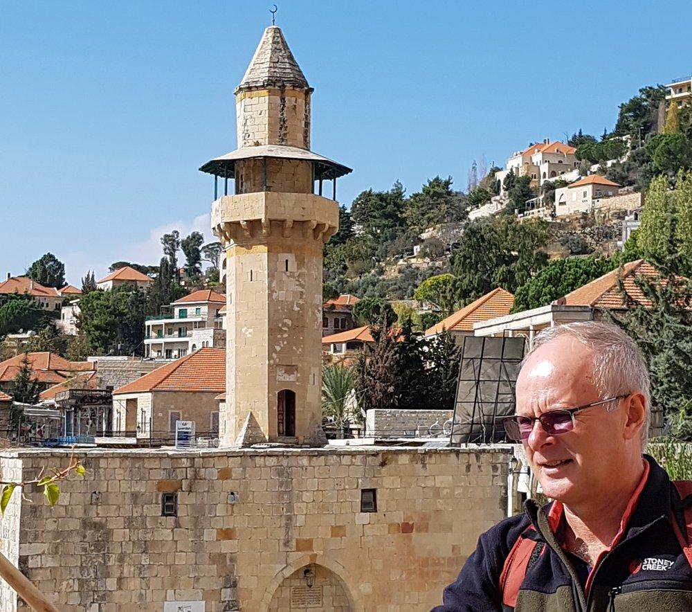 15th century Fakhredine Al Maani mosque in Deir el Qaram