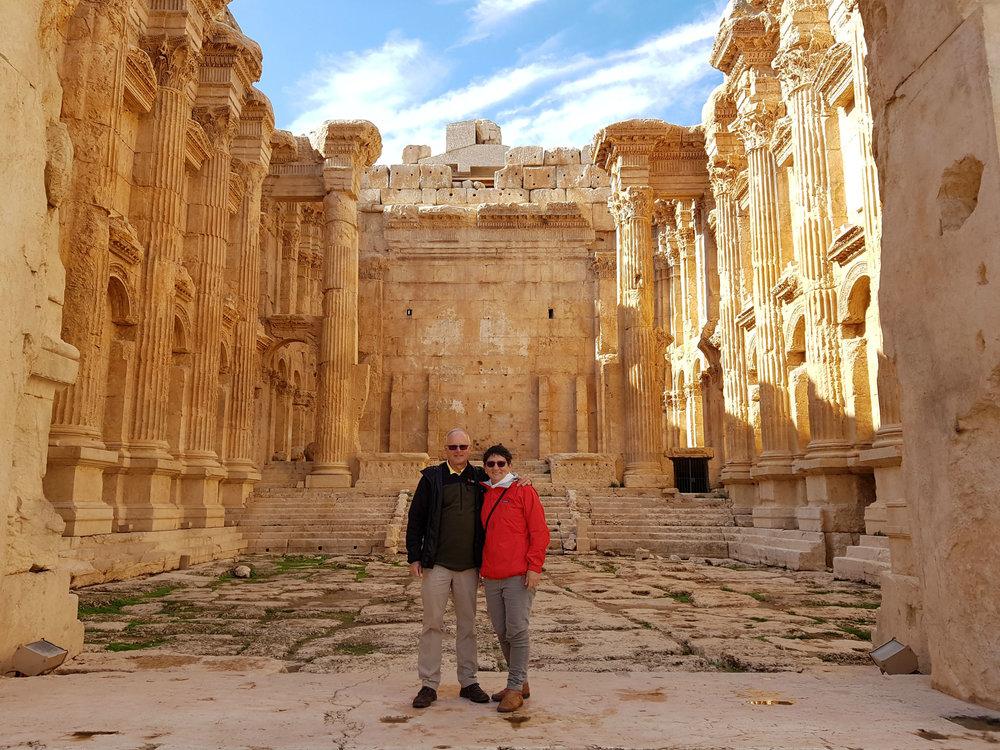 The Bacchus Temple