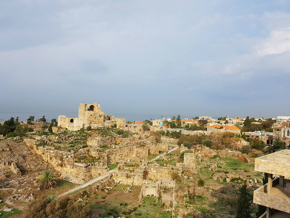Byblos has been continuously habituated for 7000 years