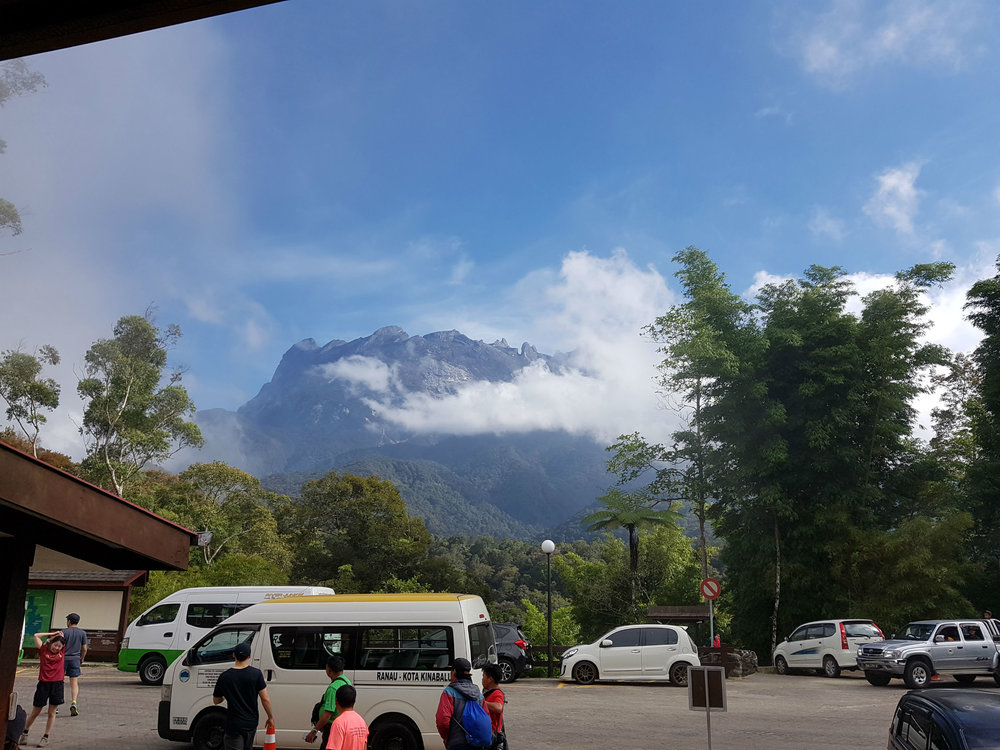Mount Kinabalu Park Head Quarters at 1850 mtr.