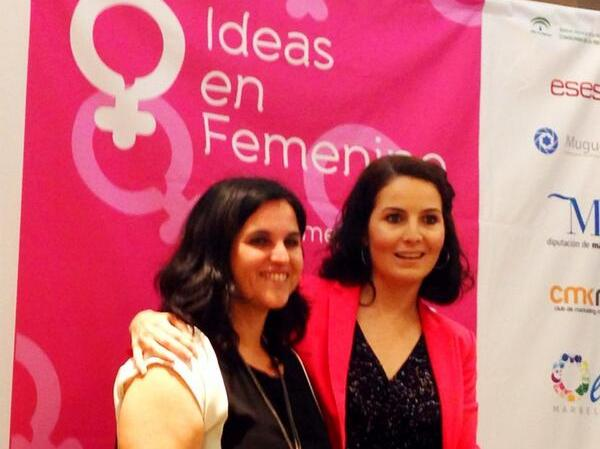 Leonor Cabrera - Ideas en Femenino
