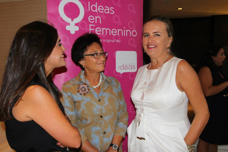 Isabel Luque en Ideas en Femenino