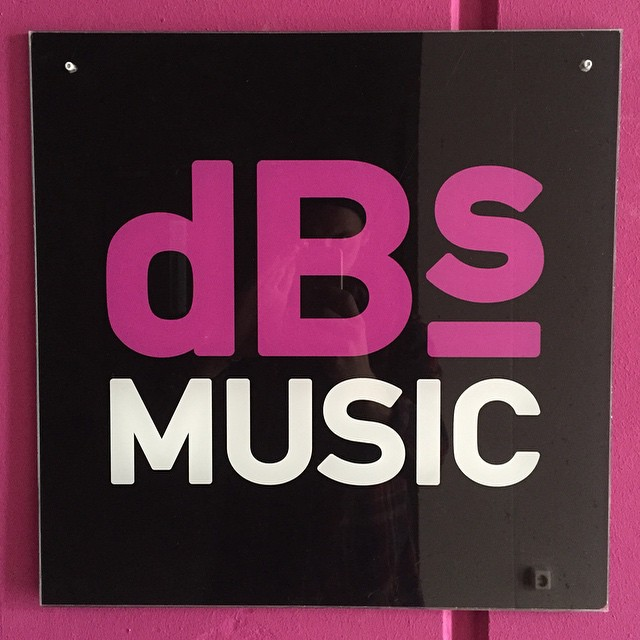 Big thanks to our backers dBs Music Berlin! We'll be back on-air soon yo! #nofilter