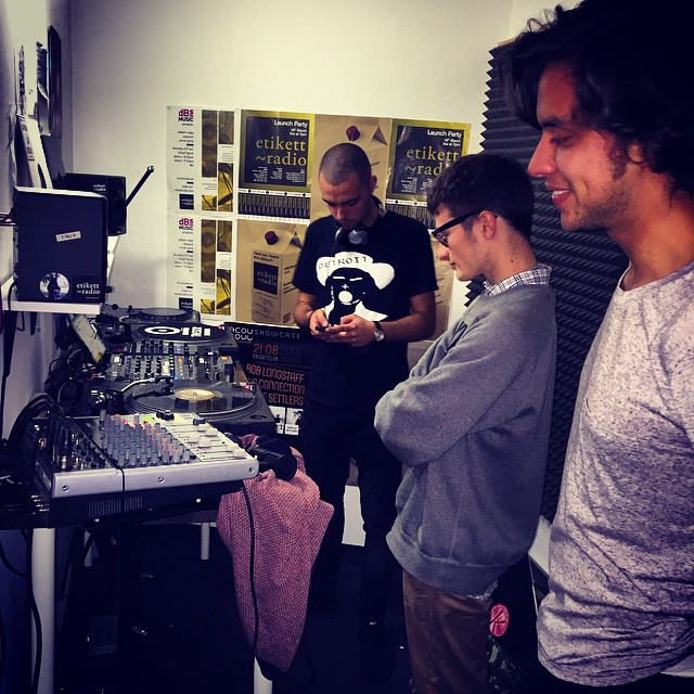 #Lightworks is too #cool for photos! #etikettradio #etikett #radio #Berlin