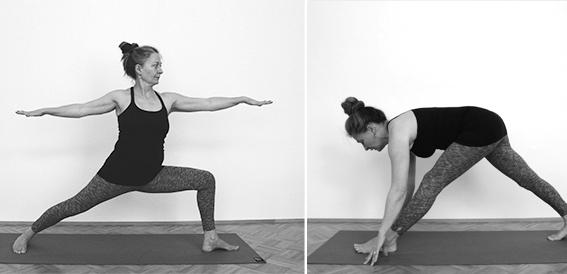 Surya Namaskar Variationen Sonnengruss Yoga