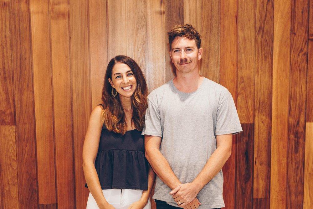 Dave and Lauren Webber | Sandgate