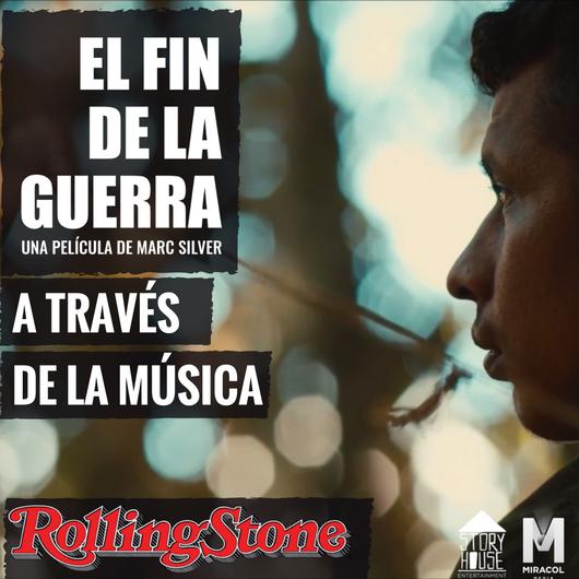 El fin de la guerraa través de la música El documental que cuenta el final de las negociaciones entre el gobierno y las FARC fue musicalizado por Gustavo Santaolalla. ROLLING STONE habló con él sobre su trabajo en esta película. PORROLLING STONE  21 Sep de 2017