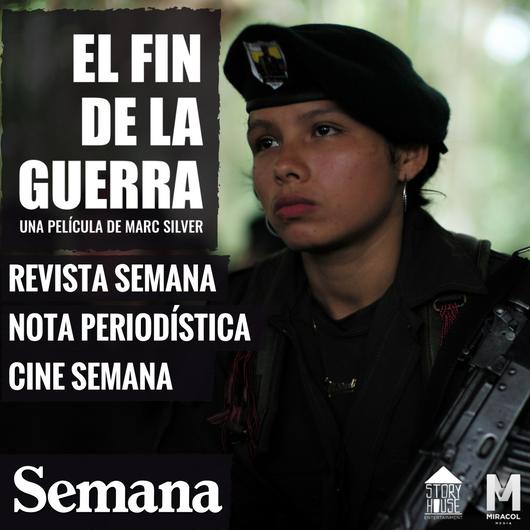 El proceso de paz llega al cine Cuatro documentales muestran las intimidades del proceso de paz dentro y fuera de La Habana. Algunos abordan detalles desconocidos del plebiscito. PORREVISTA SEMANA   21 Sep de 2017