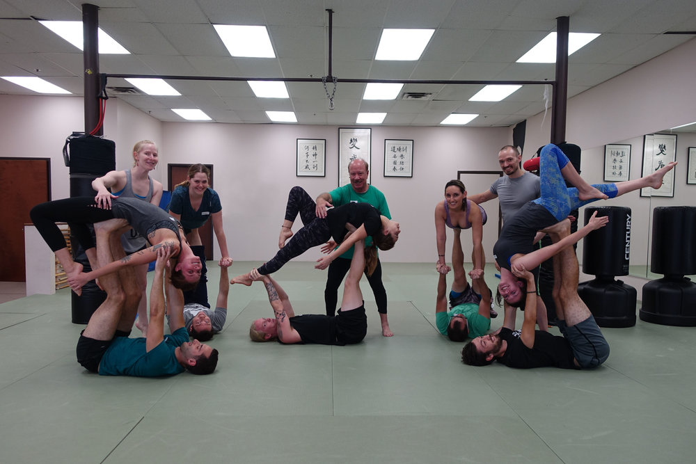 INTRO TO ACRO: NOV 5, 2017