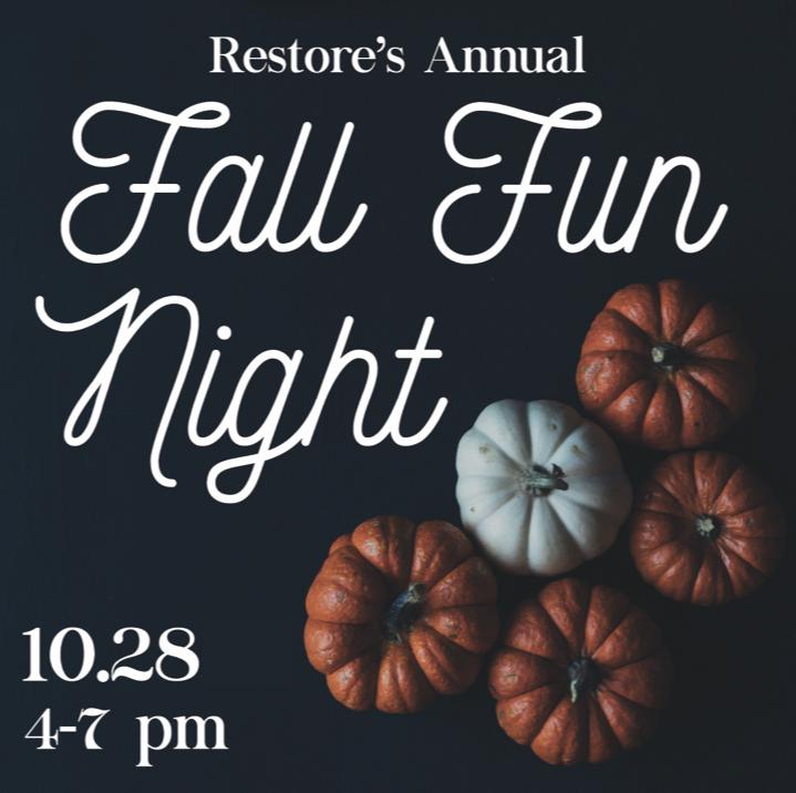 Fall Fun Night