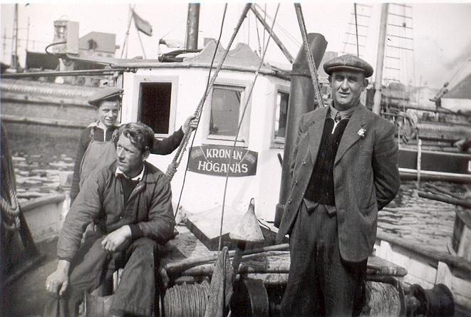 KRONAN, Sofus Pedersen, Georg Jensen och Karl e Pedersen.jpg