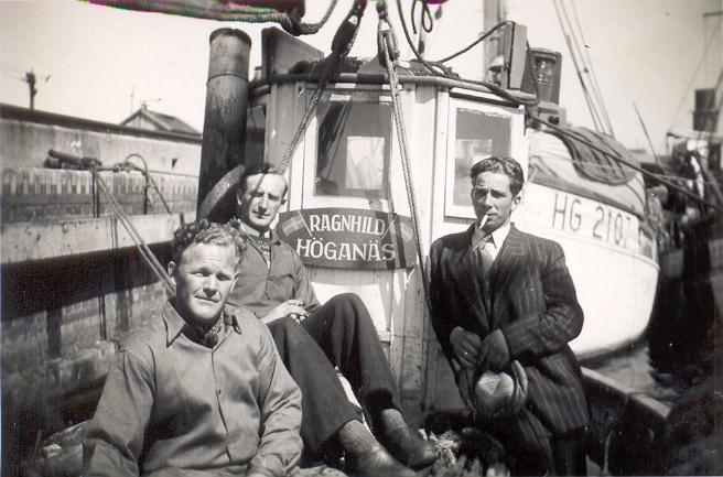 RAGNHILD, Christian Hansen, Hans Pedersen och Paul Jörgensen.jpg