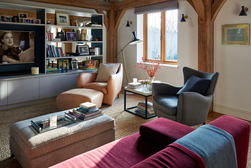 NAOMI ASTLEY CLARKE  |   Interior Design