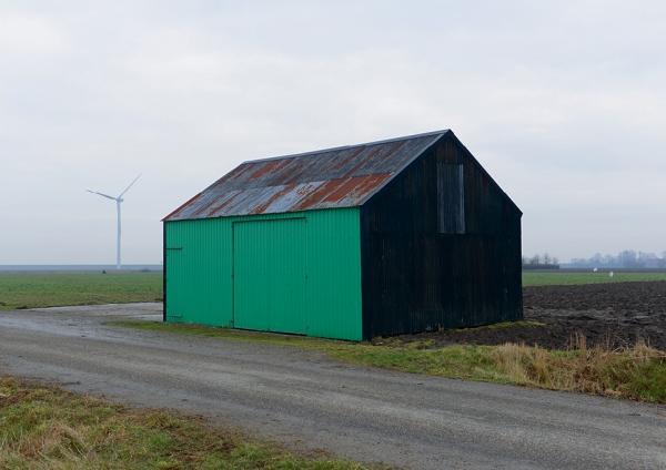 't Groene Schuurtje, Geestgrond, 2013