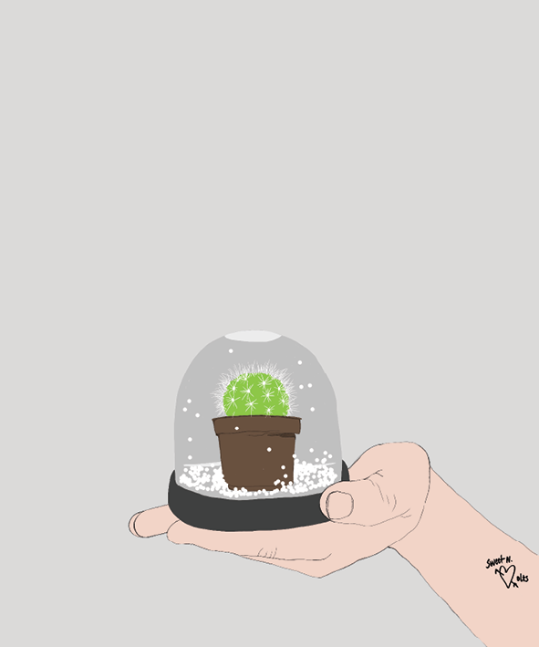 Shut Up Cactus, Sweetness & Other Life-Threatening Situation, 2017