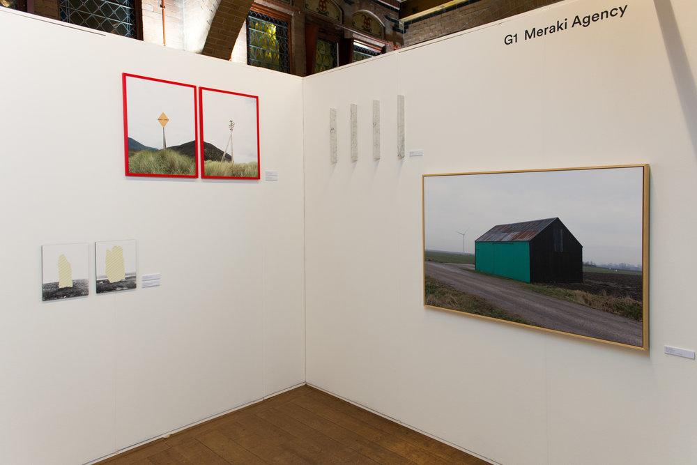 Monuments of Humanity serie, Janne van Gilst & Segments, Angela Willemsen & 't Groene Schuurtje, Janne van Gilst