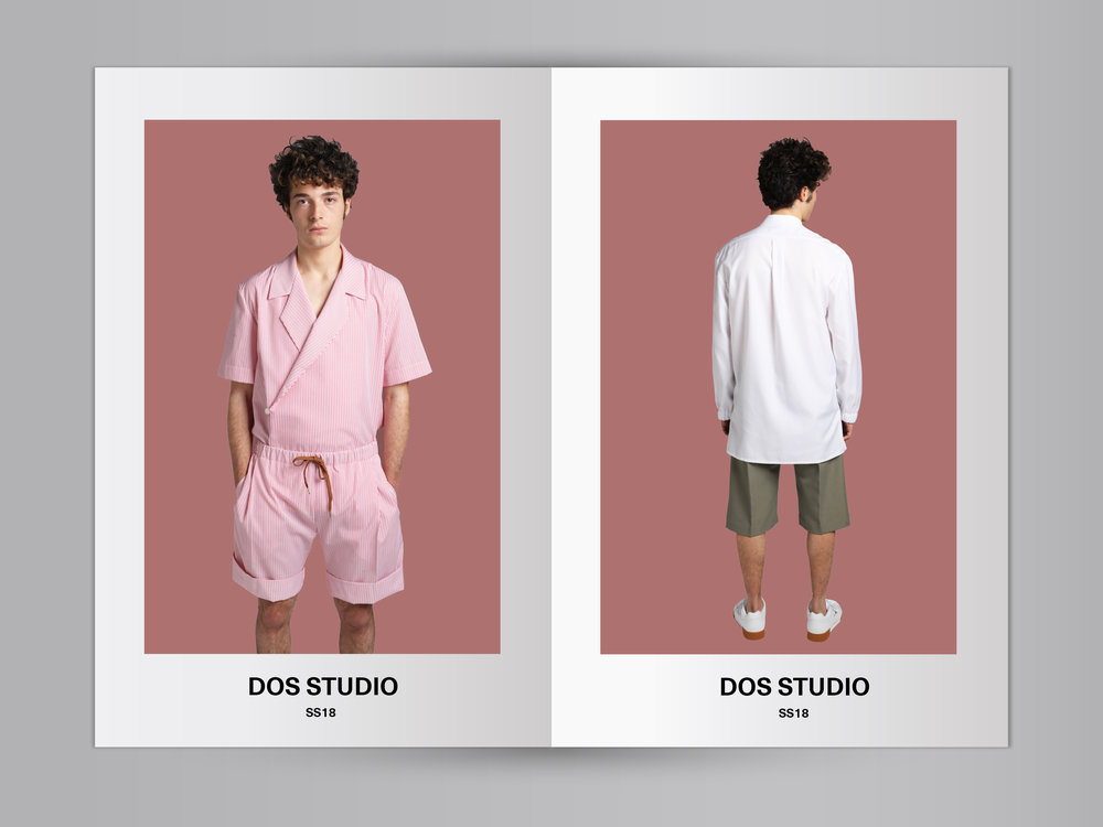 Dos Studio. Collection spring summer 2018