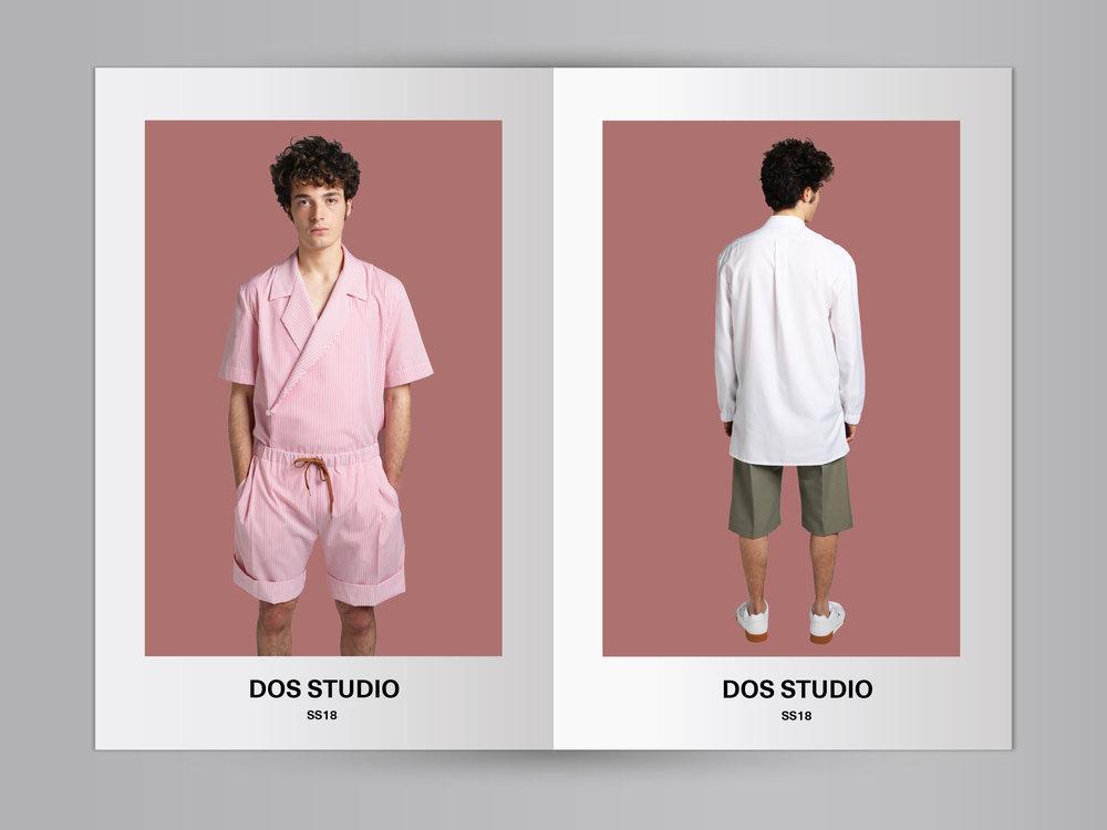Dos Studio. Collection spring summer 2018