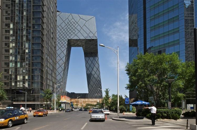 Rem Koolhaas, CCTV Beijing, 2012
