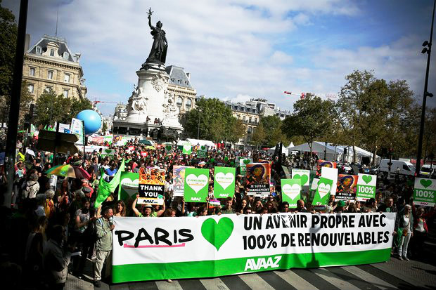 paris-agreement-environment-march-activism-protest