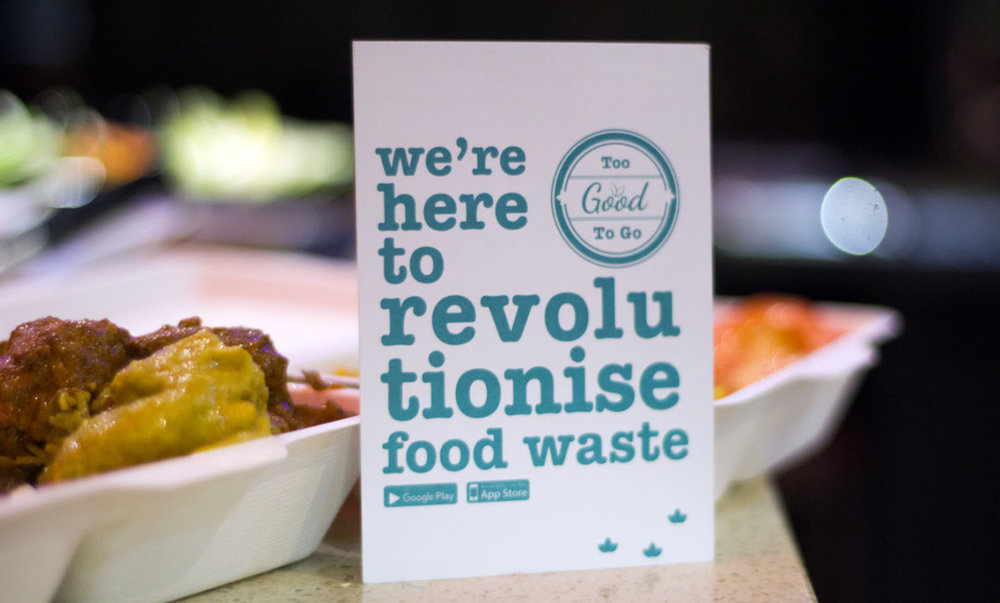 Too Good to Go is revolutionising food waste