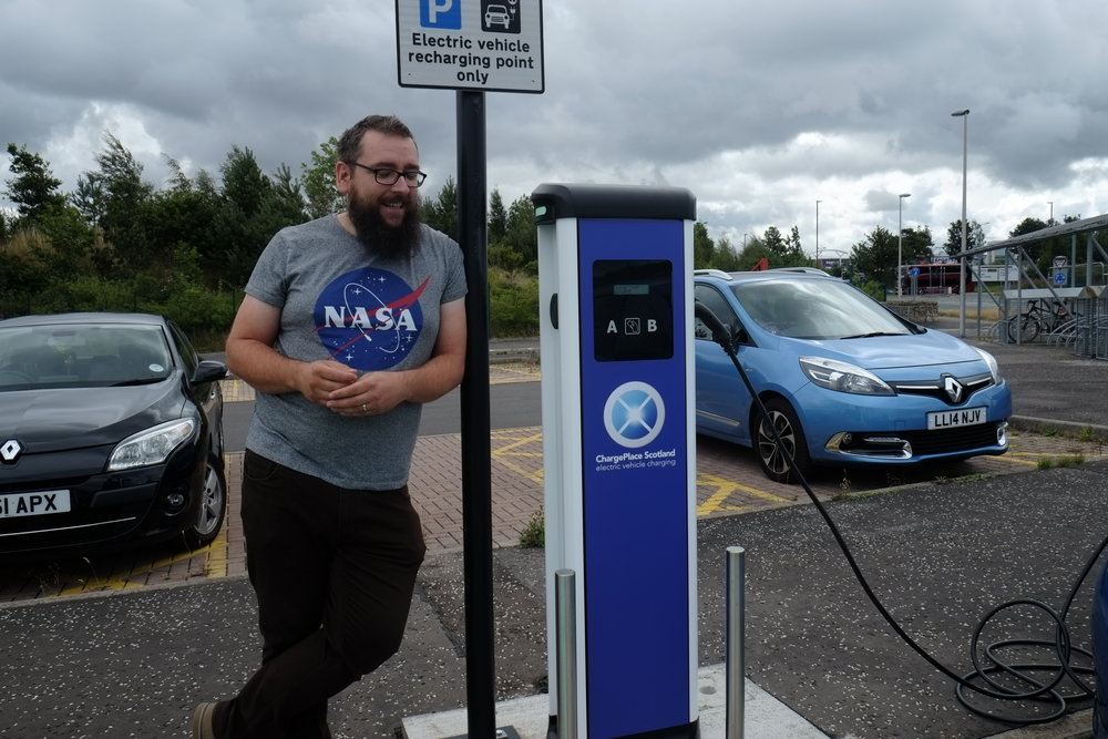Bulb wants to make sure our products and services of the future fit with the needs of electric vehicle drivers. Ross in Edinburgh recently spent time with us to help us understand the issues these drivers are facing.